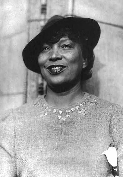 Zora Neale Hurston between 1935 and 1943