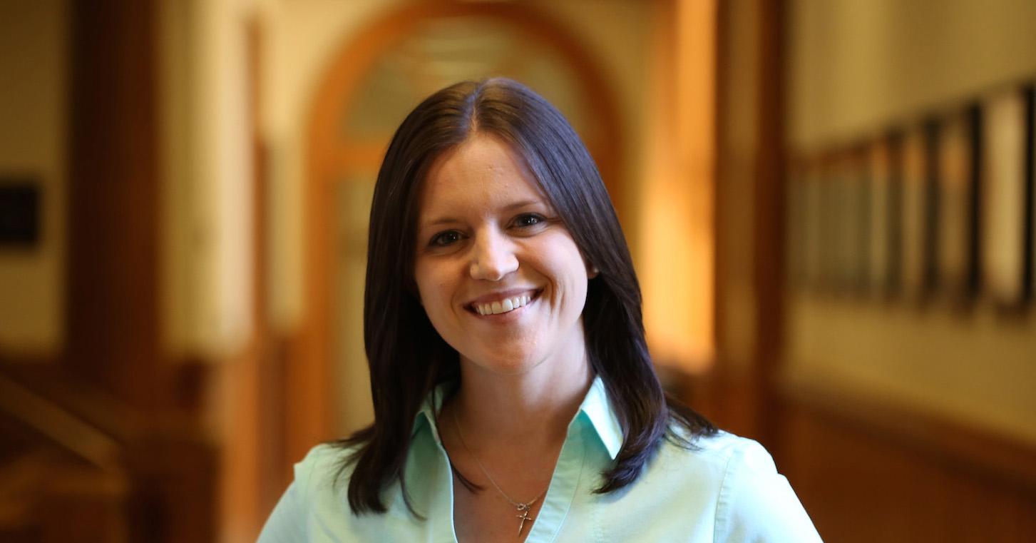 Faculty photo of Danielle Williams